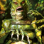 Creature from the Black Lagoon-Color