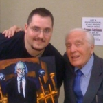 Chris Kuchta with Angus Scrimm