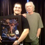 Chris Kuchta with John Carpenter